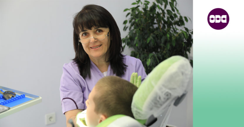 Ортодонтско лечение с мини импланти