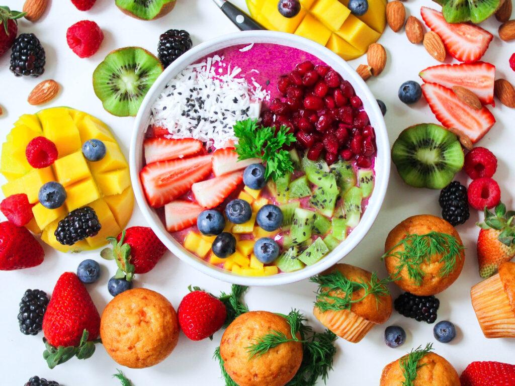 Здравословното наддаване на тегло е свързано пряко със здравословното хранене.