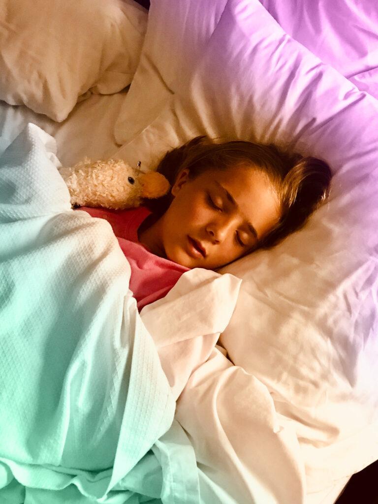 Неправилно дишане през устата по време на сън
