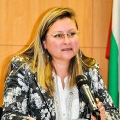 Станимира Начева - клиничен психолог, психомоторен терапевт, логопед.